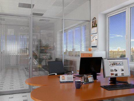 Как выбрать ПВХ-окна для офиса
