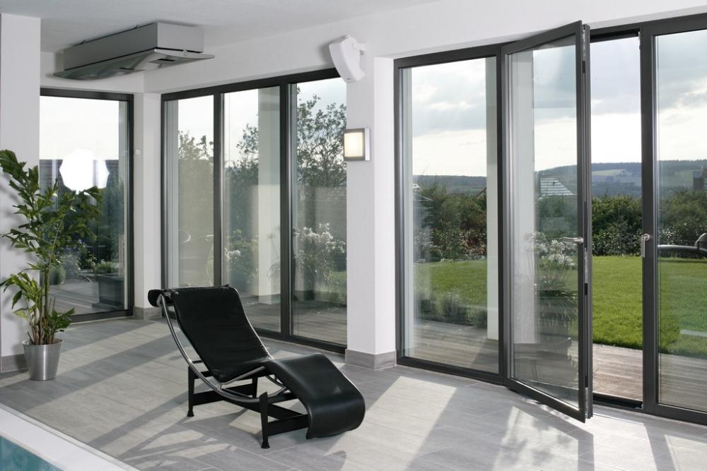 Алюминиевое фасады алюминиевые окна