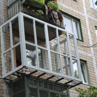 балкон пластиковые окна