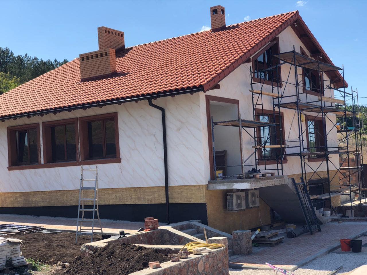 Частный дом в Терновке