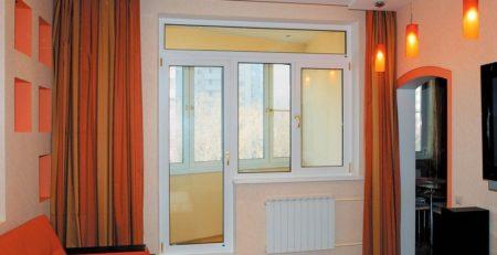 балконные блоки ПВХ от завода Интеграл