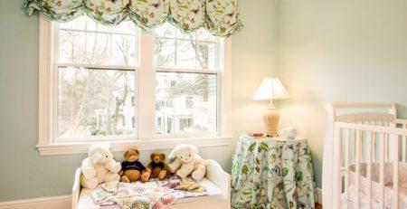 окна в детскую ПВХ
