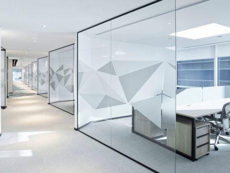 Сколько стоят стеклянные перегородки