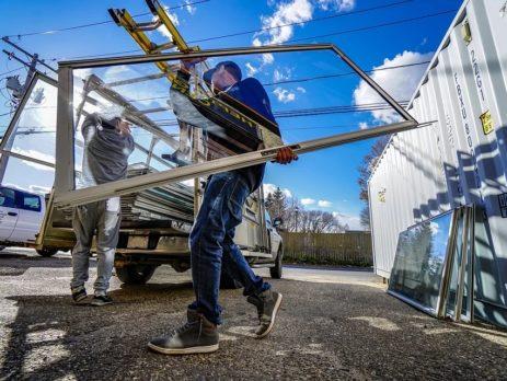 Пластиковые окна, подготовка к монтажу