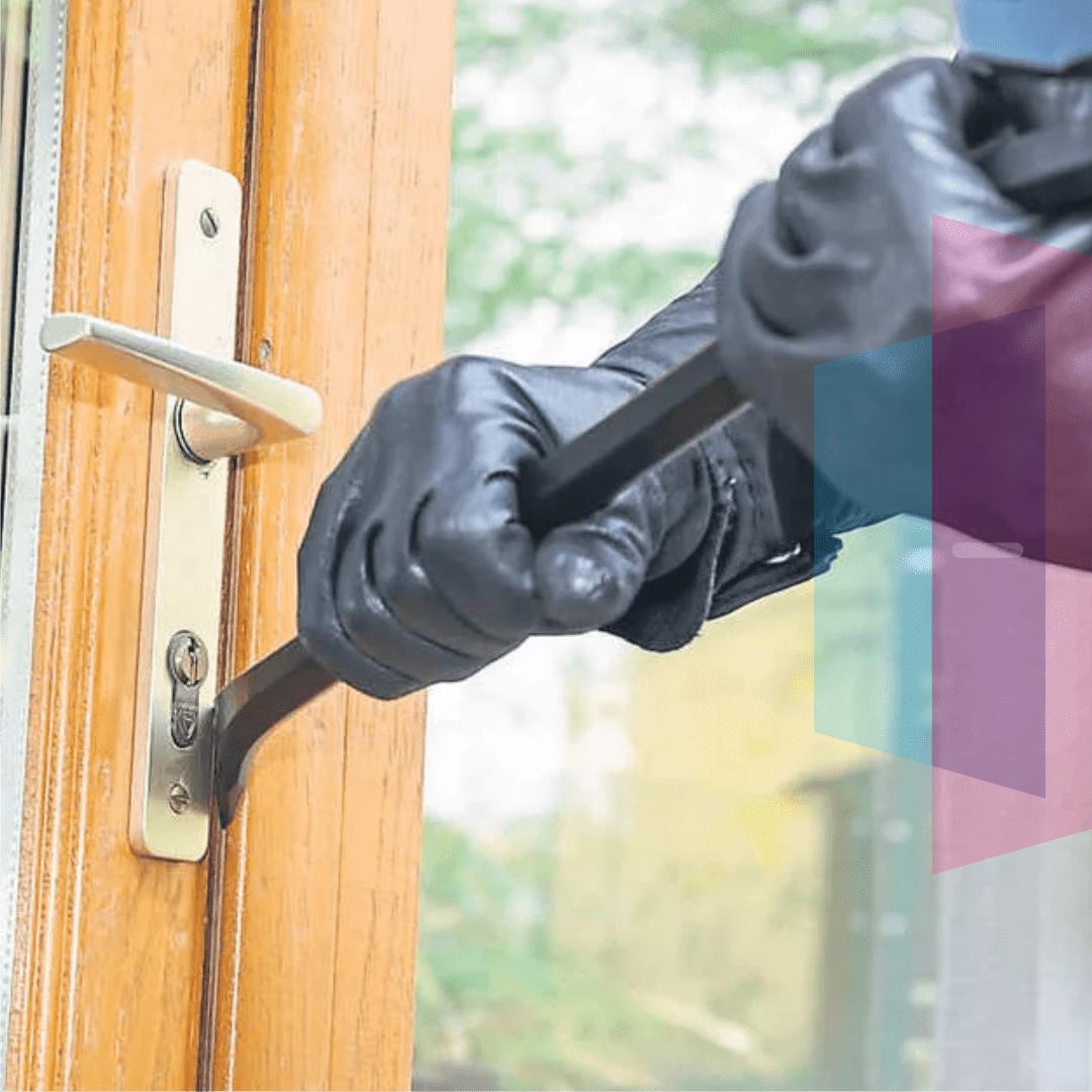противовзломная фурнитура на окна